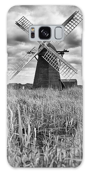Wind Pump At Herringfleet Galaxy Case
