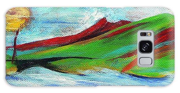 Windward Galaxy Case by Elizabeth Fontaine-Barr