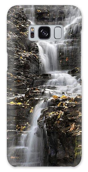 Winding Waterfall Galaxy Case