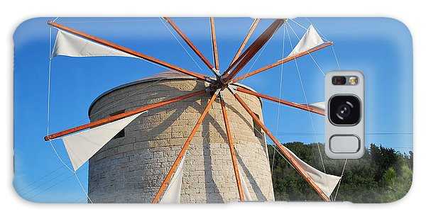 Windmill  2 Galaxy Case