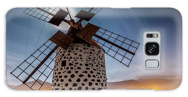 Canary Galaxy S8 Case - Windmill by Martin Zalba