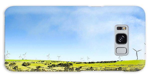 Windmill Galaxy Case by Yew Kwang