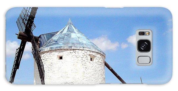 Windmills Galaxy Case