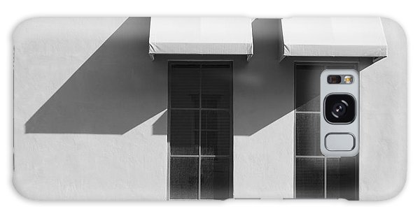 Window Awnings Shadows Galaxy Case