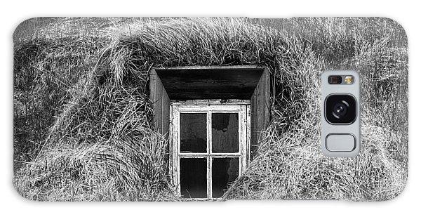 Window In Nature Galaxy Case by Frodi Brinks