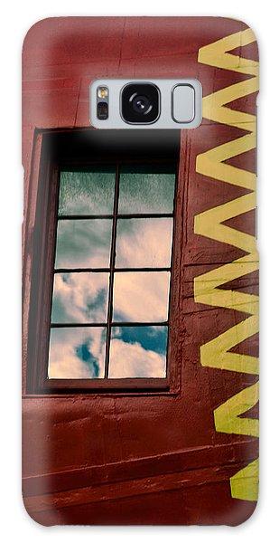 Window Into Lucy Galaxy Case