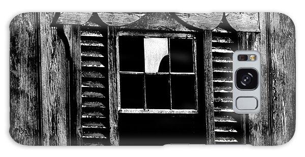 Window Pane Galaxy Case