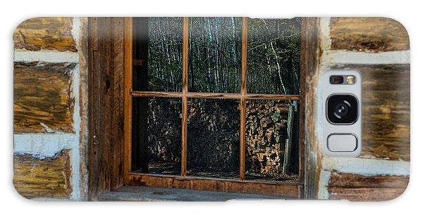 Drown Galaxy Case - Window Reflection by Paul Freidlund
