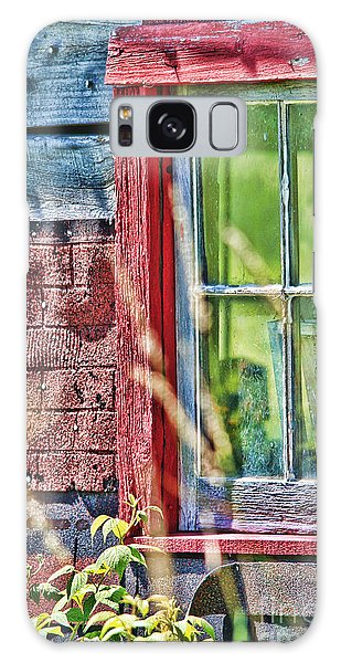 Window Story Galaxy Case