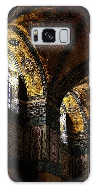 Windows In The Blue Mosque Galaxy Case