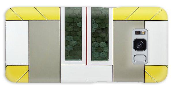 House Galaxy Case - Windows by Lus Joosten