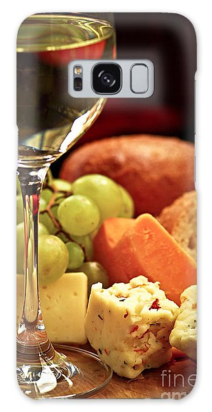 Wine And Cheese Galaxy Case