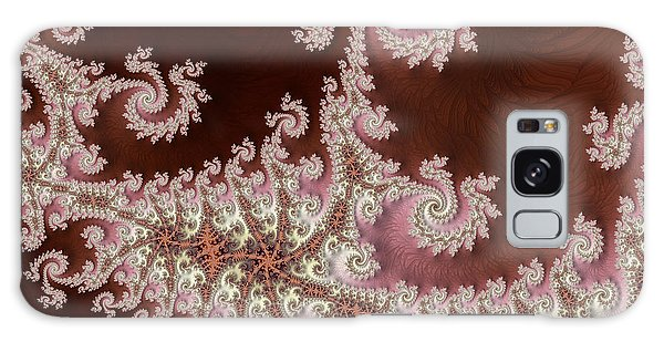 Wine And Lace Galaxy Case