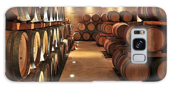 Wine Barrels Galaxy Case