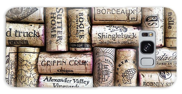 Wine Corks Galaxy Case