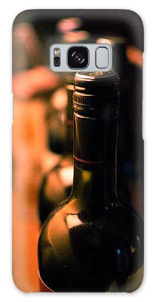 Wine For The Evening Galaxy Case