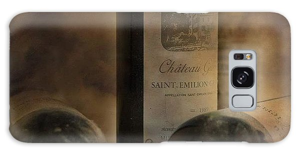 Amazing Galaxy Case - #wine #french #redwine #stemilion by Georgia Fowler