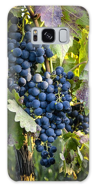 Wine Grapes Galaxy Case
