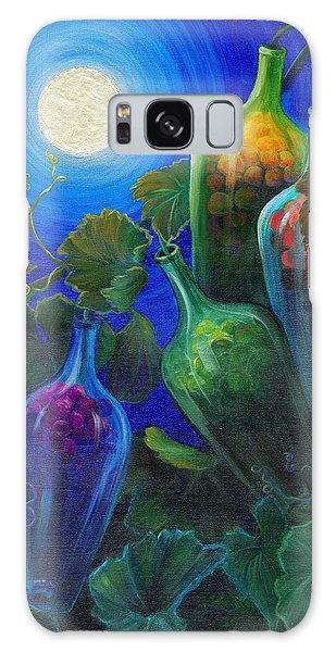 Wine On The Vine Galaxy Case by Sandi Whetzel