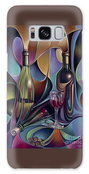 Wine Spirits Galaxy Case