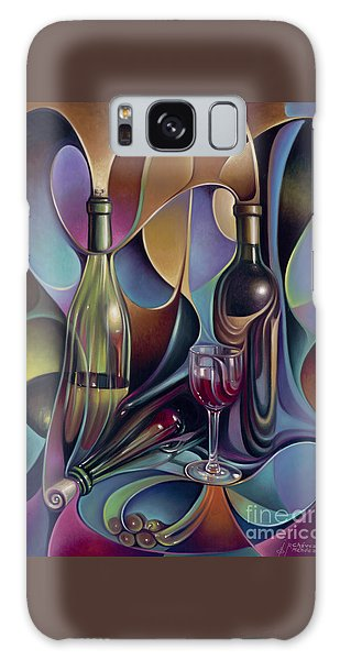 Wine Spirits Galaxy Case