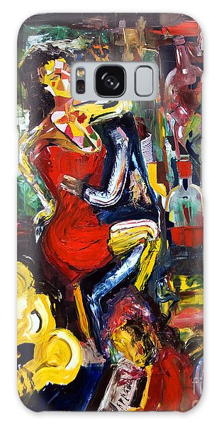 Wine Woman And Music Galaxy Case