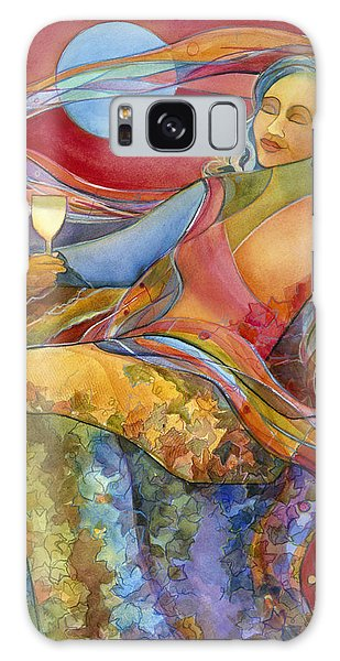 Wine Woman And Song Galaxy Case