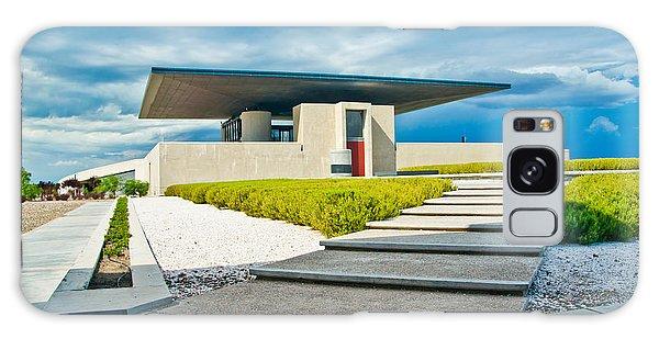 Winery Modernism Galaxy Case
