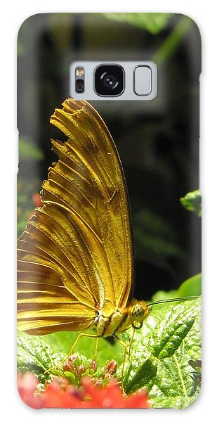 Wings Of Gold Galaxy Case