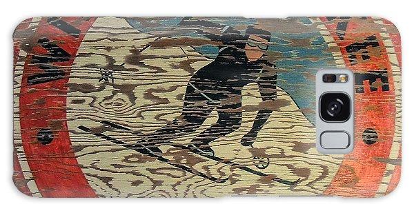 Winnipesaukee Ski Club 2 Galaxy Case