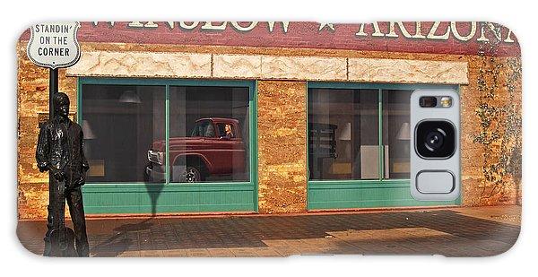 Winslow Arizona Galaxy Case