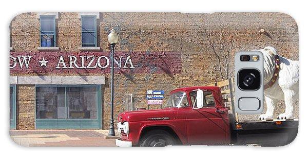 66 Galaxy Case - Winslow Arizona by Mike McGlothlen