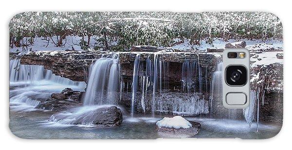 Winter A Camp Creek Galaxy Case