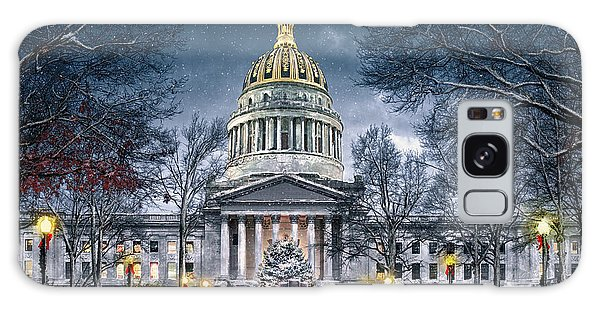Winter At The Capitol Galaxy Case