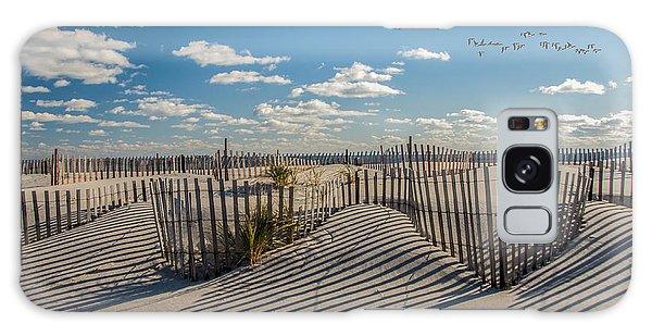 Winter Beach 9528 Galaxy Case