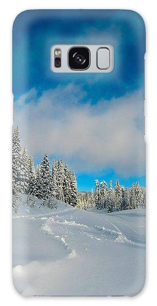Winter Bliss Galaxy Case