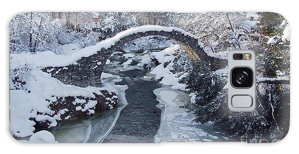 Old Packhorse Bridge - Carrbridge Galaxy Case