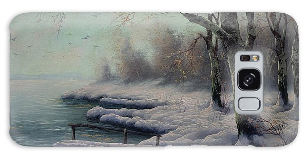 Winter Coming On The Riverside Galaxy Case
