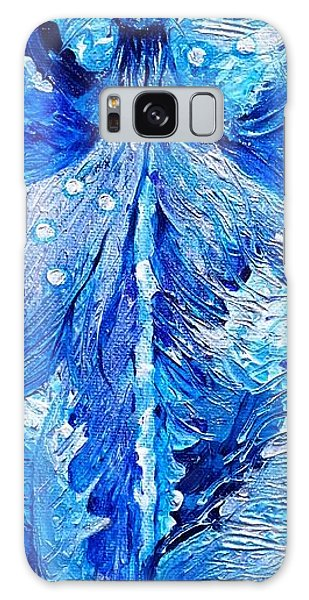 Winter Dandelion As Silent Ceremonial Rattle Of The Spirit Galaxy Case
