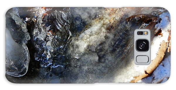 Winter  Flows Galaxy Case