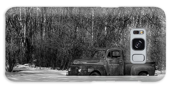 Winter Ford Truck 1 Galaxy Case