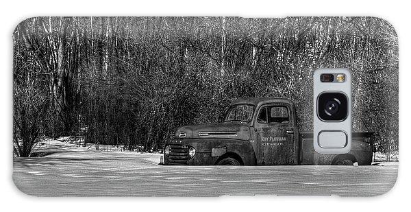 Winter Ford Truck 1 Galaxy Case