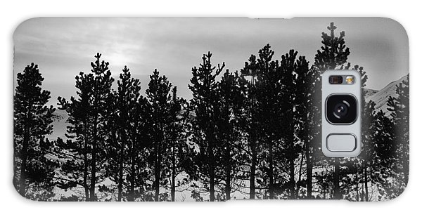Winter Forest Galaxy Case by Frodi Brinks