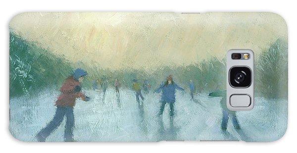 Winter Galaxy Case - Winter Games by Steve Mitchell