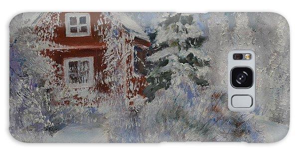 Winter In Finland Galaxy Case