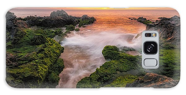 Winter In Hawaii Galaxy Case by Hawaii  Fine Art Photography