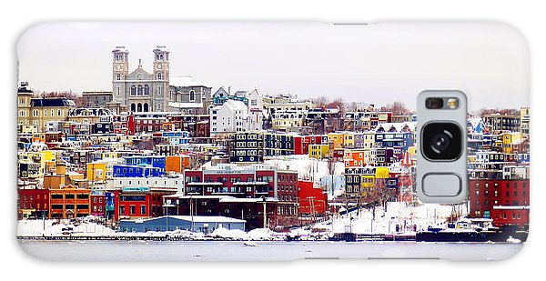 Winter In St. John's Galaxy Case