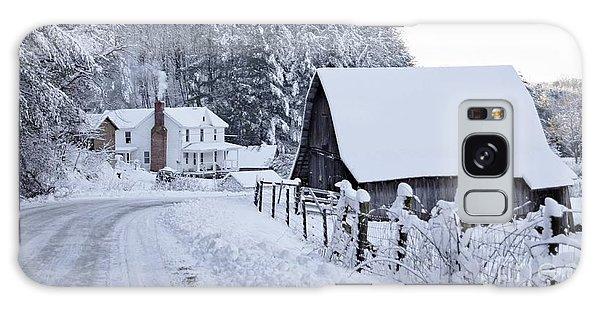 Winter In Virginia Galaxy Case
