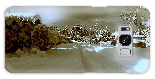 Winter Lane Galaxy Case