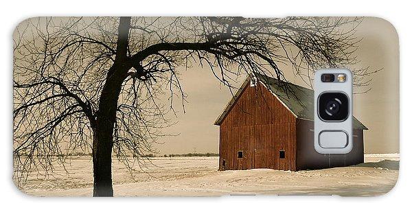 Winter Memory Galaxy Case by Tim Good